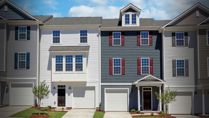 The Monet | New Homes Myers Point