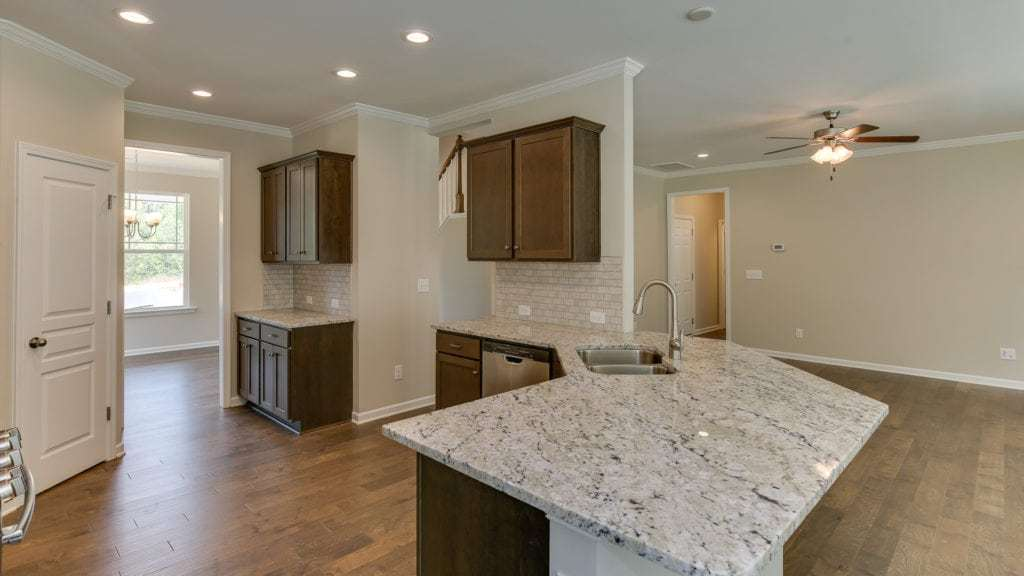 Kitchen-in-The Concerto-at-Highgate-in-Clayton