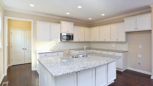 Kitchen-in-Grace Basement-at-Langston Ridge-in-Knightdale
