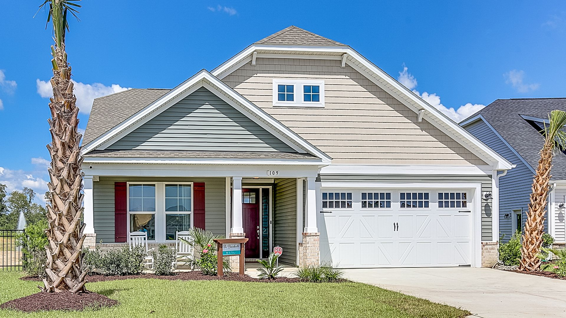 Chesapeake Homes New Home Plans In Little River Sc