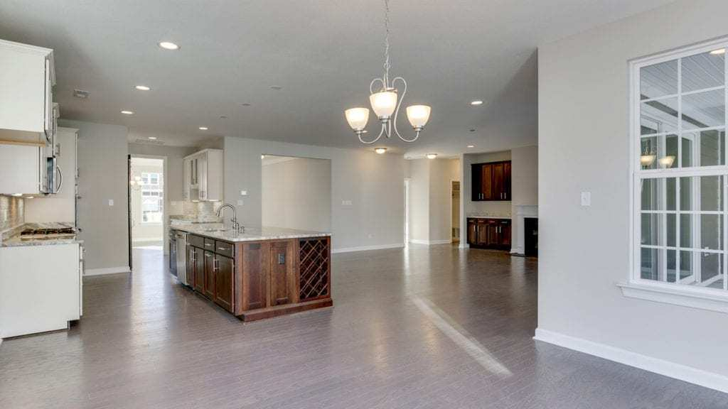 Kitchen-in-The Everely-at-Kingston Estates-in-Virginia Beach