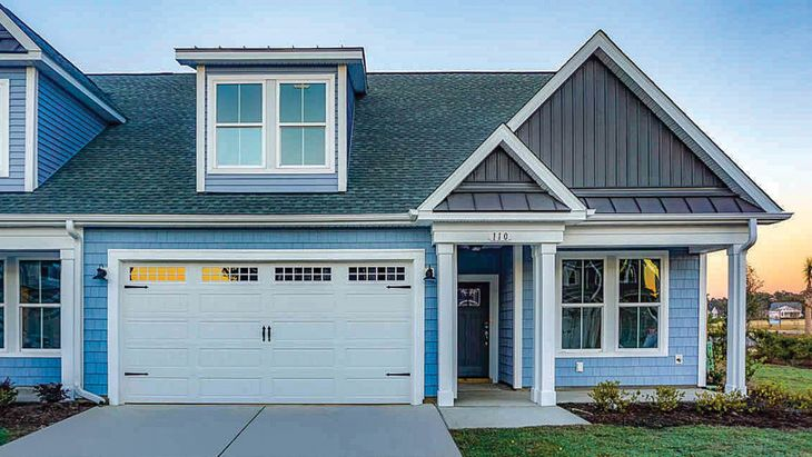 The Seabrook | New Homes in Bridgewater