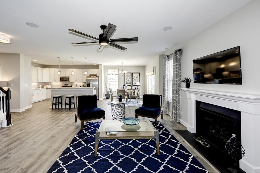 Living Area featured in The Azalea By Chesapeake Homes in Norfolk-Newport News, VA