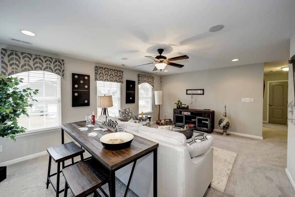 Living Area featured in The Everest By Chesapeake Homes in Outer Banks, NC