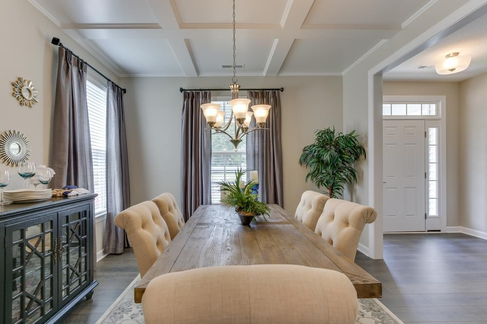 Living Area featured in The Persimmon By Chesapeake Homes in Norfolk-Newport News, VA