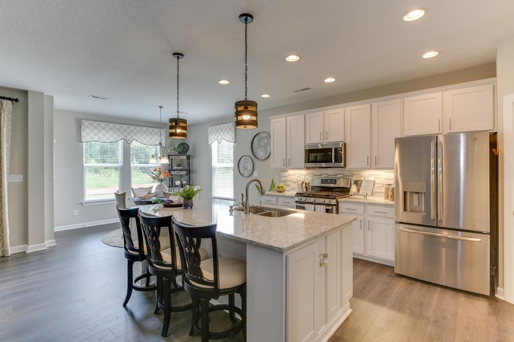 Kitchen featured in The Persimmon By Chesapeake Homes in Norfolk-Newport News, VA