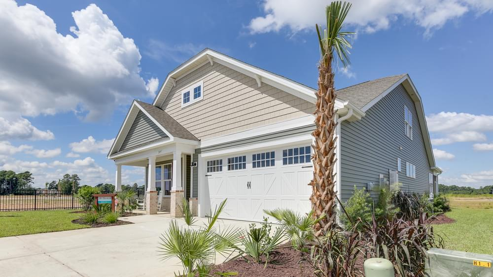 Exterior featured in The Boardwalk By Chesapeake Homes in Outer Banks, NC