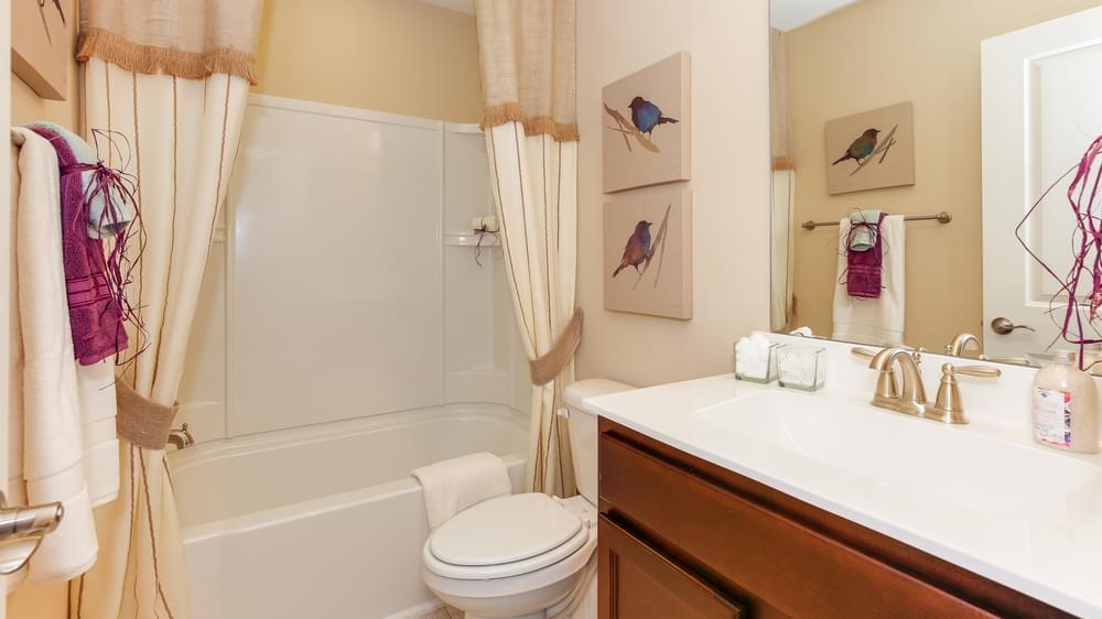 Bathroom featured in The Shorebreak By Chesapeake Homes in Myrtle Beach, SC