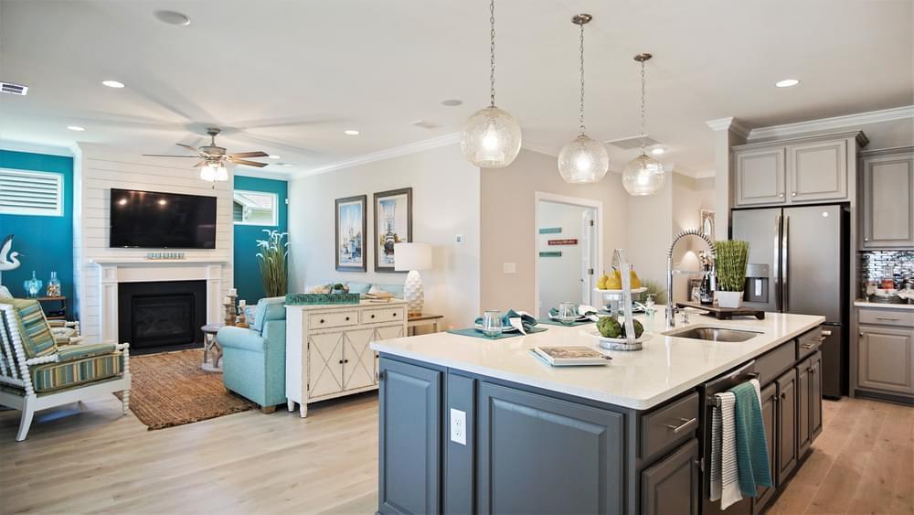 'Bridgewater - Waterside Village Two' by Chesapeake Homes - Myrtle Beach in Myrtle Beach