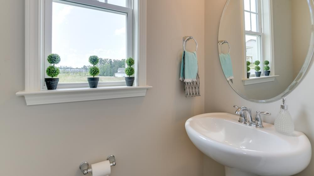 Bathroom featured in The Lavender By Chesapeake Homes in Raleigh-Durham-Chapel Hill, NC