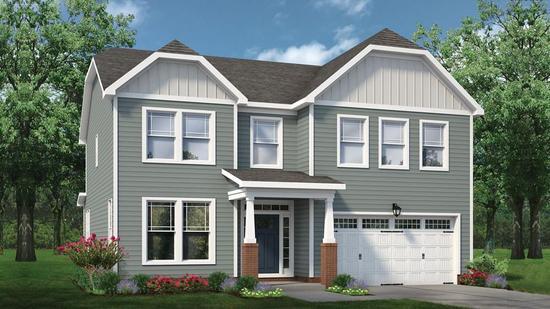4 Chesapeake Homes Communities In