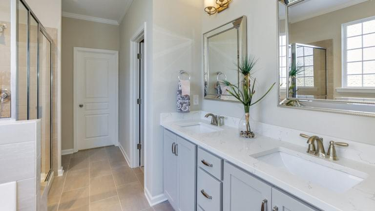 Bathroom featured in The Mandolin By Chesapeake Homes in Raleigh-Durham-Chapel Hill, NC