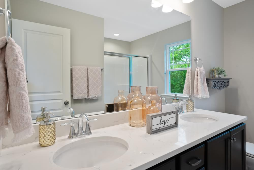 Bathroom featured in The Rhapsody Basement By Chesapeake Homes in Raleigh-Durham-Chapel Hill, NC