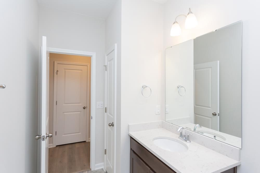 Bathroom featured in The Picasso By Chesapeake Homes in Raleigh-Durham-Chapel Hill, NC