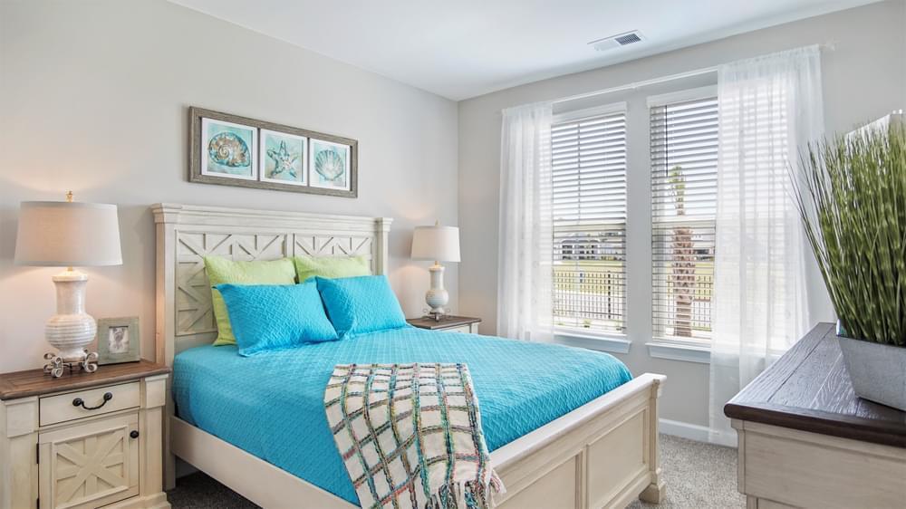 Bedroom featured in The Seashore Multi-Gen By Chesapeake Homes in Myrtle Beach, SC