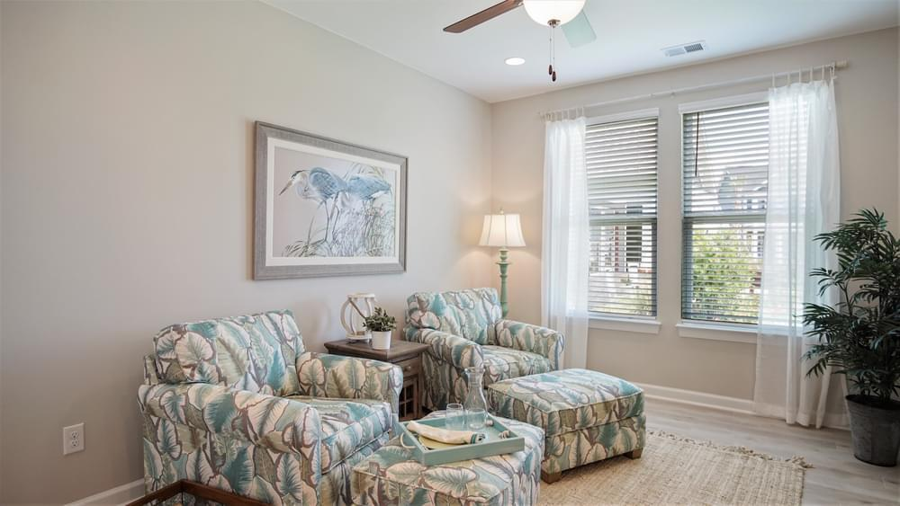 Living Area featured in The Seashore Multi-Gen By Chesapeake Homes in Myrtle Beach, SC