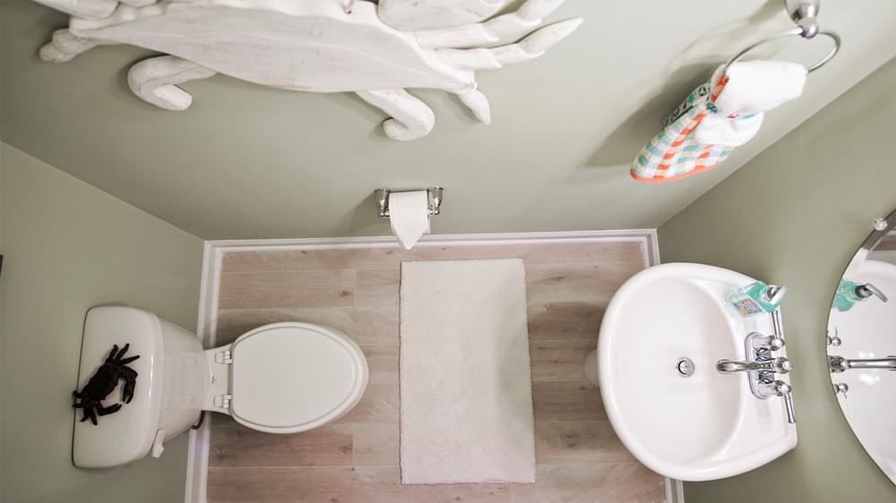 Bathroom featured in The Seashore Multi-Gen By Chesapeake Homes in Myrtle Beach, SC