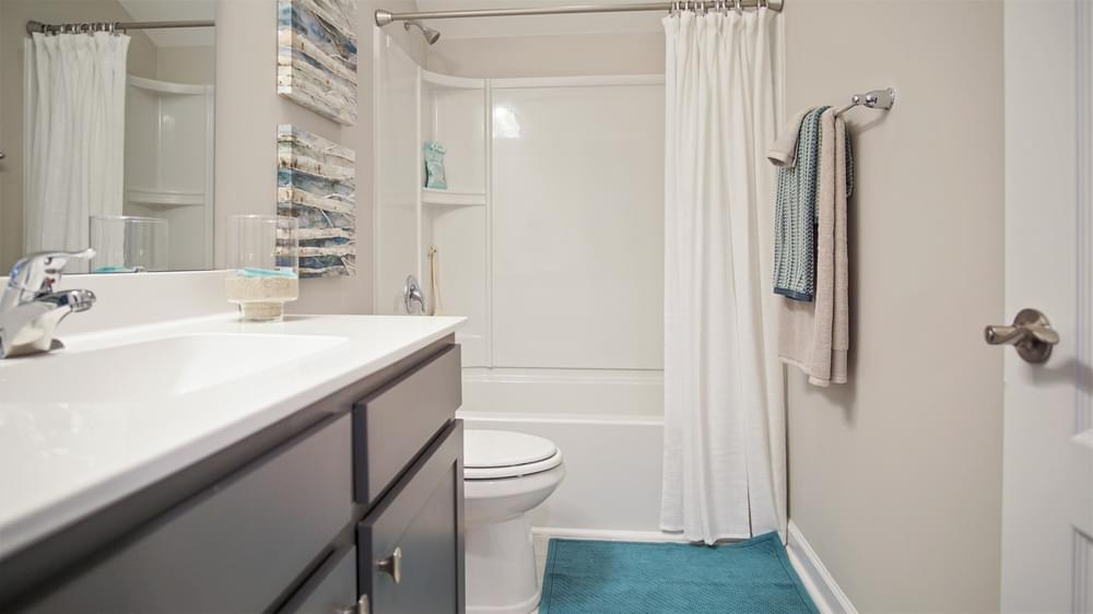 Bathroom featured in The Seashore Multi-Gen By Chesapeake Homes in Myrtle Beach, SC