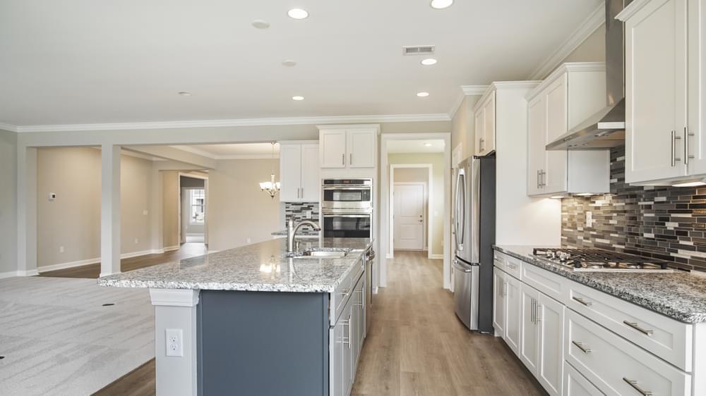 Kitchen featured in The Sand Dollar By Chesapeake Homes in Myrtle Beach, SC