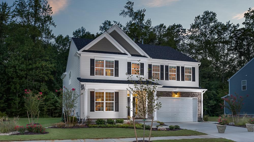 Exterior featured in The Everest By Chesapeake Homes in Outer Banks, NC