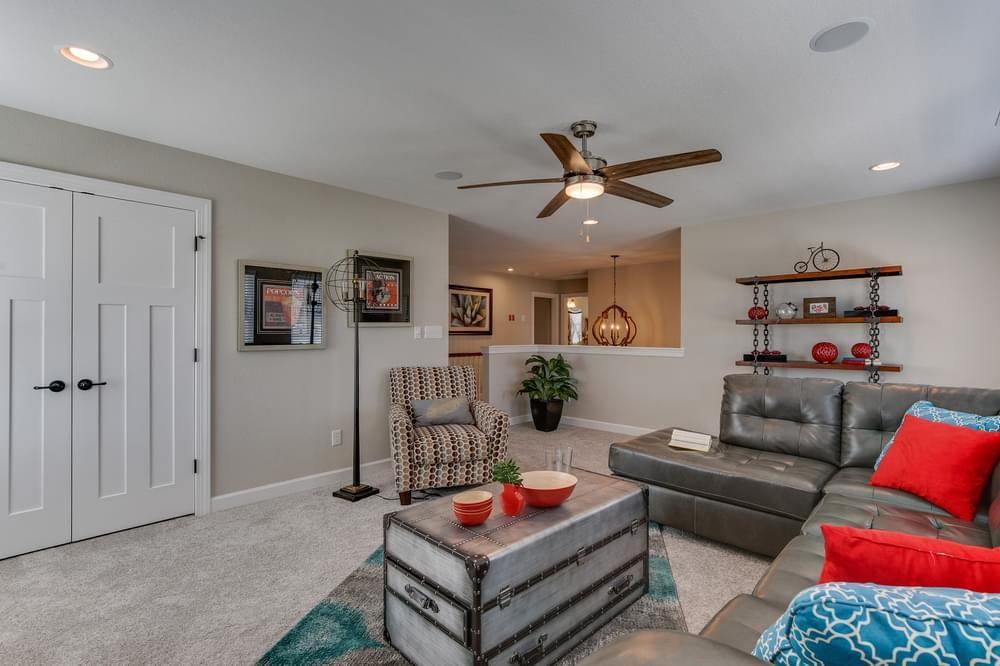 Living Area featured in The Persimmon By Chesapeake Homes in Outer Banks, NC