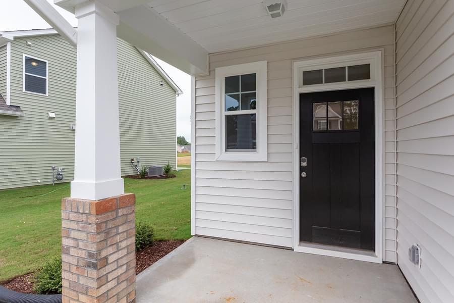 Exterior featured in The Holly By Chesapeake Homes in Raleigh-Durham-Chapel Hill, NC