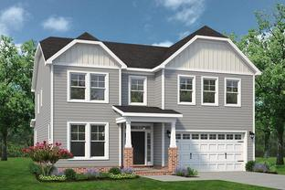The Persimmon - The Preserve at Lake Meade: Suffolk, Virginia - Chesapeake Homes