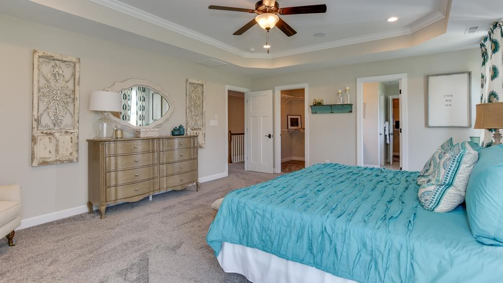 Bedroom featured in The Roseleigh By Chesapeake Homes in Norfolk-Newport News, VA