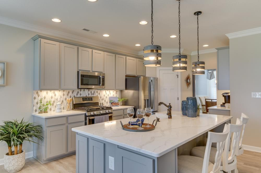Kitchen featured in The Sierra By Chesapeake Homes in Norfolk-Newport News, VA