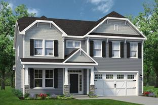 The Waverunner - Bridgewater: Little River, South Carolina - Chesapeake Homes