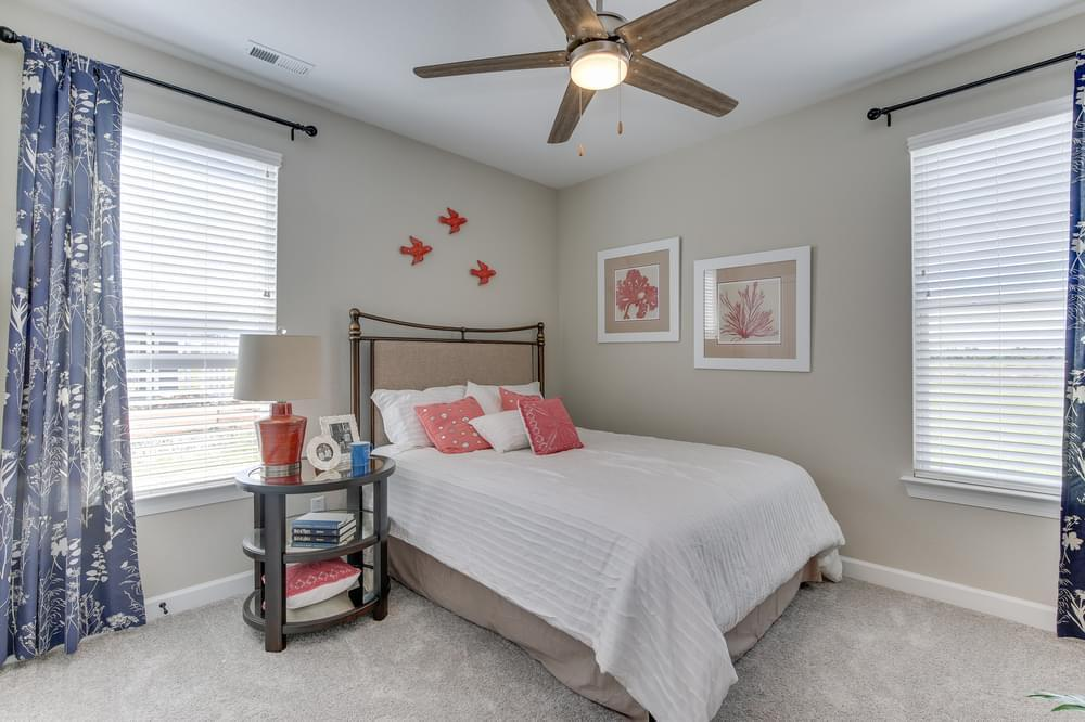 Bedroom featured in The Waverunner By Chesapeake Homes in Myrtle Beach, SC