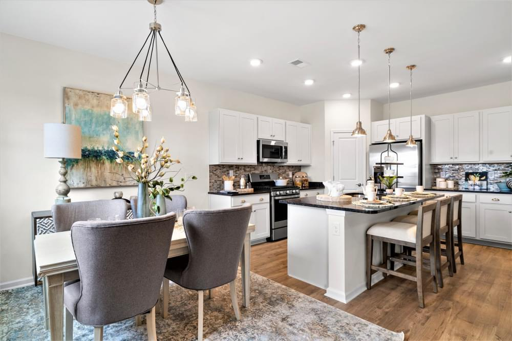 Kitchen featured in The Cherry Grove By Chesapeake Homes in Myrtle Beach, SC