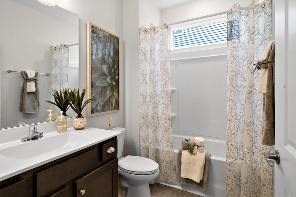 Bathroom featured in The Cherry Grove By Chesapeake Homes in Myrtle Beach, SC
