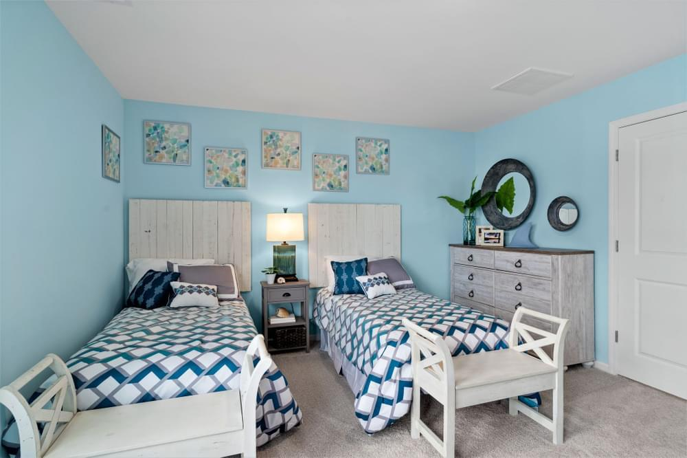 Bedroom featured in The Cherry Grove By Chesapeake Homes in Myrtle Beach, SC