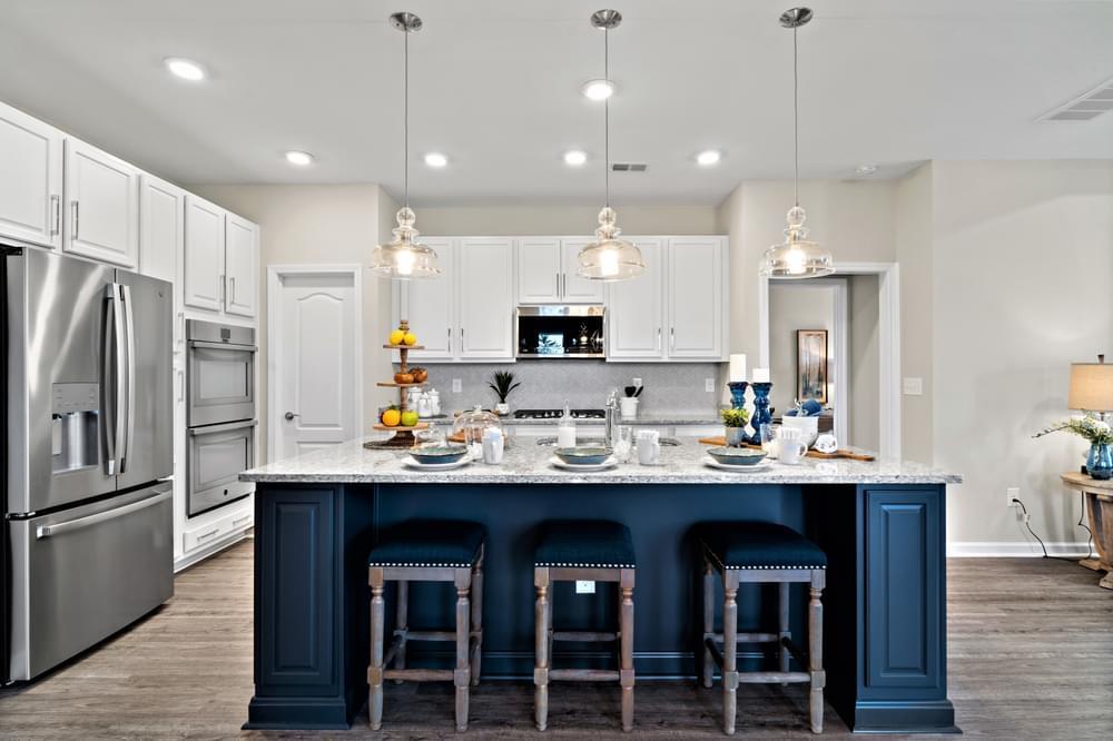 Kitchen featured in The Shorebreak By Chesapeake Homes in Myrtle Beach, SC