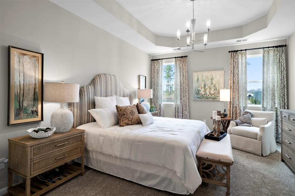 Bedroom featured in The Shorebreak By Chesapeake Homes in Myrtle Beach, SC