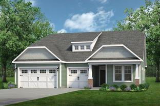 The Surfrider - Bridgewater - Waterside Village Two: Little River, South Carolina - Chesapeake Homes