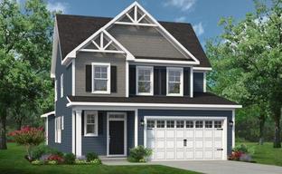 Bridgewater - Portside Village by Chesapeake Homes in Myrtle Beach South Carolina
