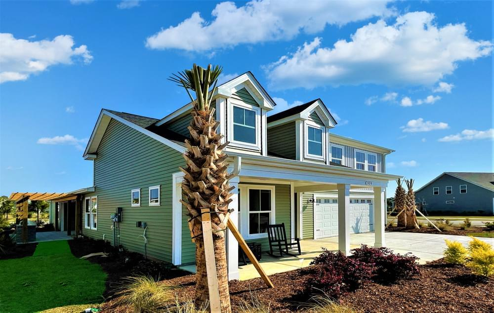 Exterior featured in The Sweet Escape By Chesapeake Homes in Myrtle Beach, SC