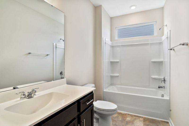 Bathroom featured in The Kiawah By Chesapeake Homes in Myrtle Beach, SC
