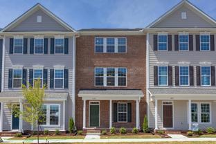 The Ambrosia - H2o: Hampton, Virginia - Chesapeake Homes
