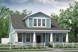 The Bahama Mama - Bridgewater: Little River, South Carolina - Chesapeake Homes