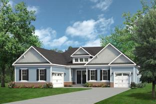 The Sun Dial - Bridgewater: Little River, South Carolina - Chesapeake Homes