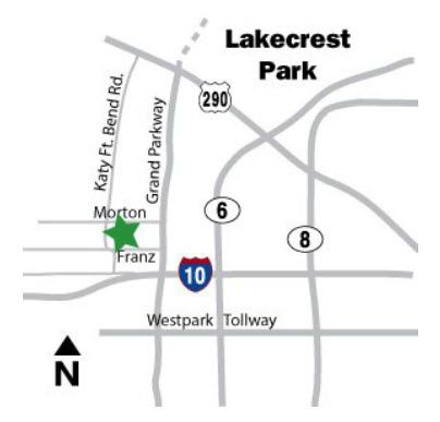 Lakecrest Park in Katy, TX, New Homes & Floor Plans by