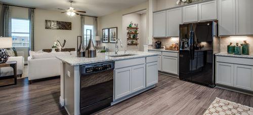 Kitchen-in-Denholm-at-Stillwater Ranch-in-San Antonio
