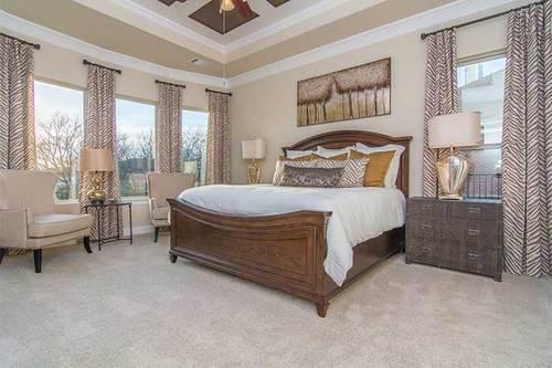 Bedroom-in-Richmond Plan-at-Savannah – Executive Series-in-Aubrey