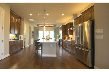 Kitchen-in-Trinity Plan-at-Merion at Midtown Park-in-Dallas