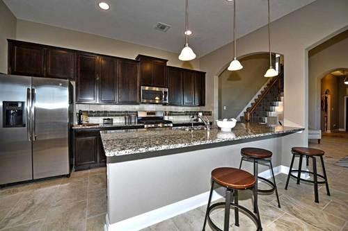 Kitchen-in-Gentry-at-Stillwater Ranch-in-San Antonio