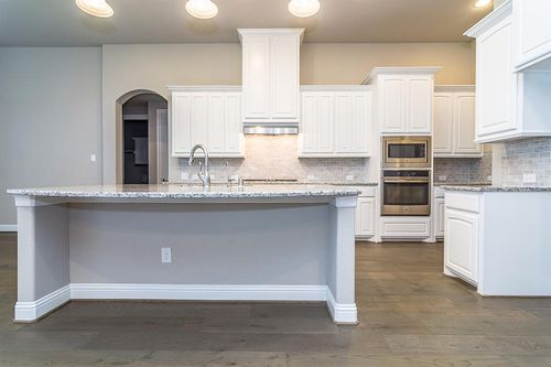 Kitchen-in-Madison Plan-at-The Preserve-in-Rockwall