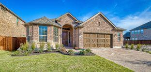 Bridgeport - Brookside: Melissa, Texas - Chesmar Homes